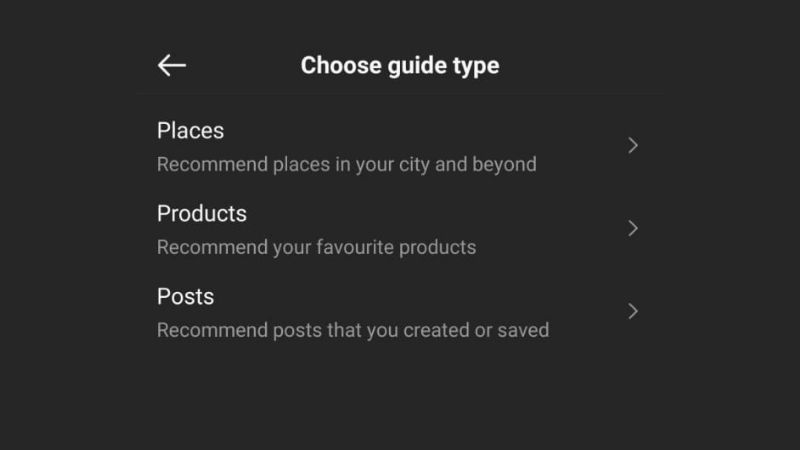 types-of-guides