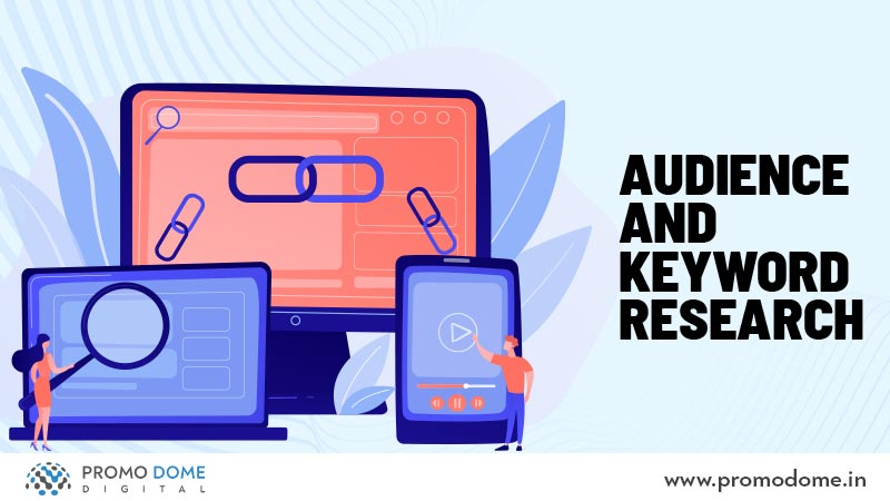 Audience and Keyword Research